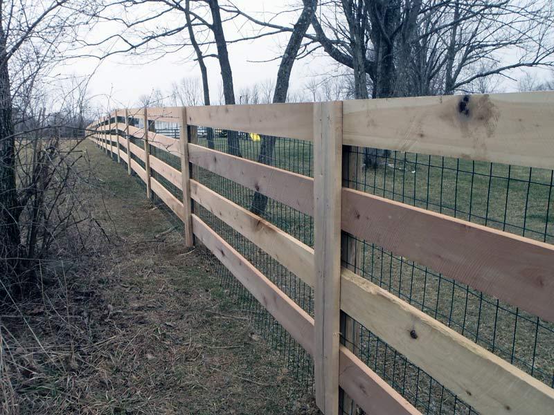 Cedar Grove Fence Specialists - Split Rail / Ranch Rail